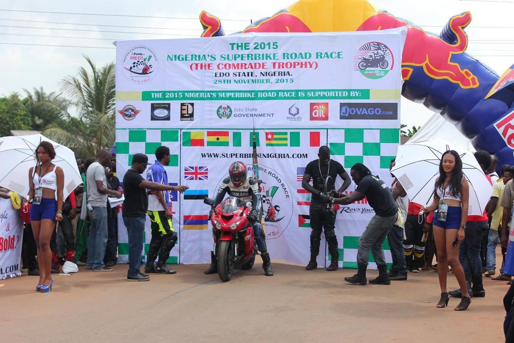 2015 Nigeria Superbike Road Race & Ultimate Bike Girl Nigeria Pageant 2