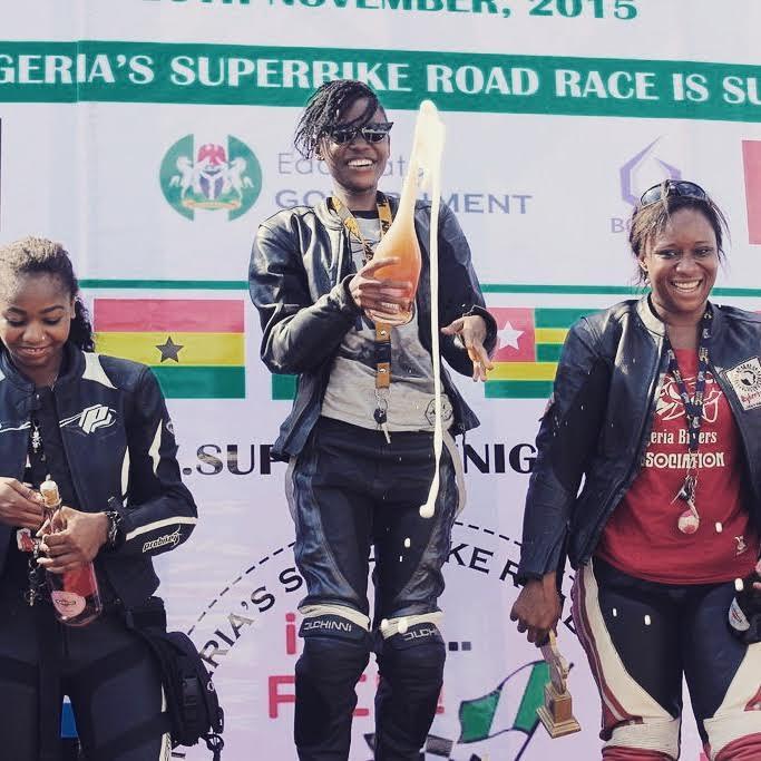 2015 Nigeria Superbike Road Race & Ultimate Bike Girl Nigeria Pageant 4