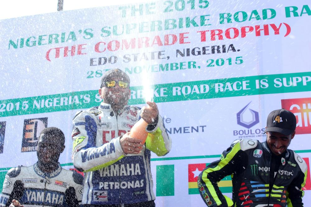 2015 Nigeria Superbike Road Race & Ultimate Bike Girl Nigeria Pageant