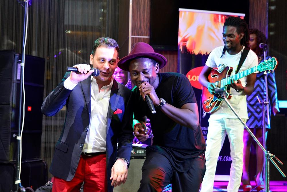 21 Star guest shares the stage with X3M artist SAMMY at LoudNProudLive