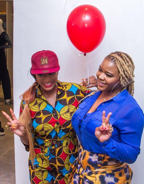 24 Apparel and DJ Cuppy Snapbscks Official Launch - BellaNaija - December2015030
