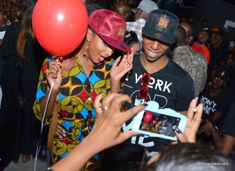 24 Apparel and DJ Cuppy Snapbscks Official Launch - BellaNaija - December2015068