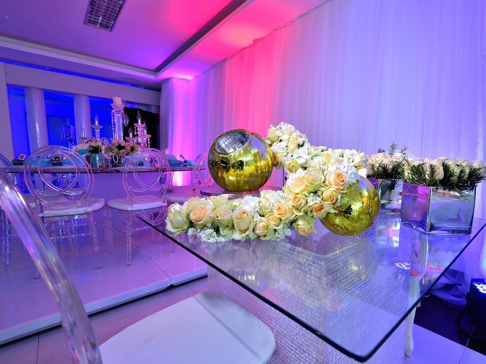 3 Cake TableRent a Party Showroom Launch BellaNaija