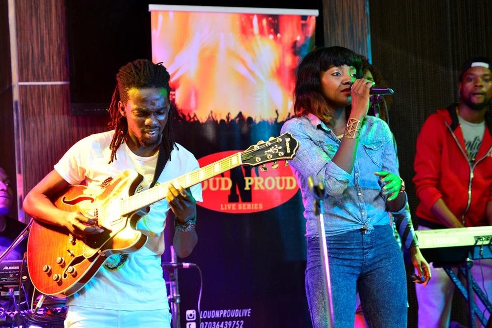 33 SIMI on stage exudes passion and good vibes