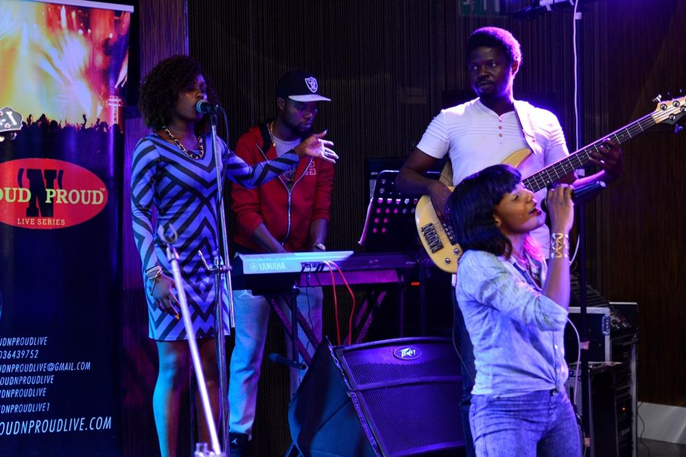 36 LOUDNPROUDLIVE - THE LIVE MUSIC PLATFORM BRINGS OUT THE PASSION IN X3M artist SIMI at 'SOUL' AT INTERCONTINENTAL HOTEL