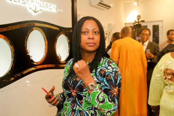 6b_Funmi Ogbue2 Ulysse Nardin and ZAKAA Abuja Launch