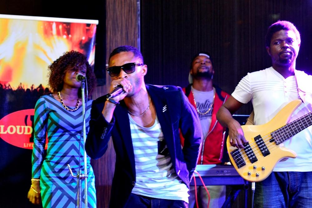 7 GBT winner SQUI the entertainer wow the audience with a energetic performance set