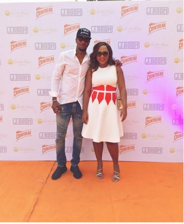 J Adesanya & Uche Pedro