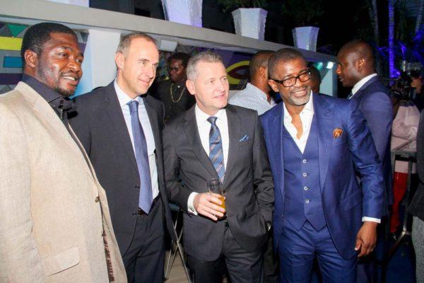 9_Abdul,Massimo, Patrik, Deremi Ulysse Nardin and ZAKAA Abuja Launch