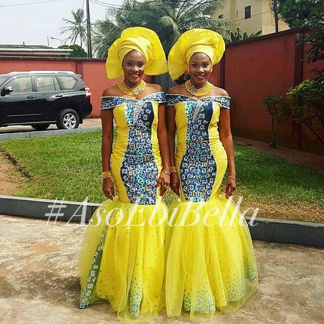 @olubunmie, @spiceychisquare, dresses by @ndfashionng