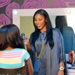 Shade Akintade (CEO/Head make up artist at Queen Beauty Lounge)