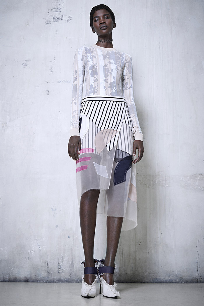 Aamito Stacie Lagum for Acne Studios Women's Resort 2016 Collection Lookbook - BellaNaija - December 2015002