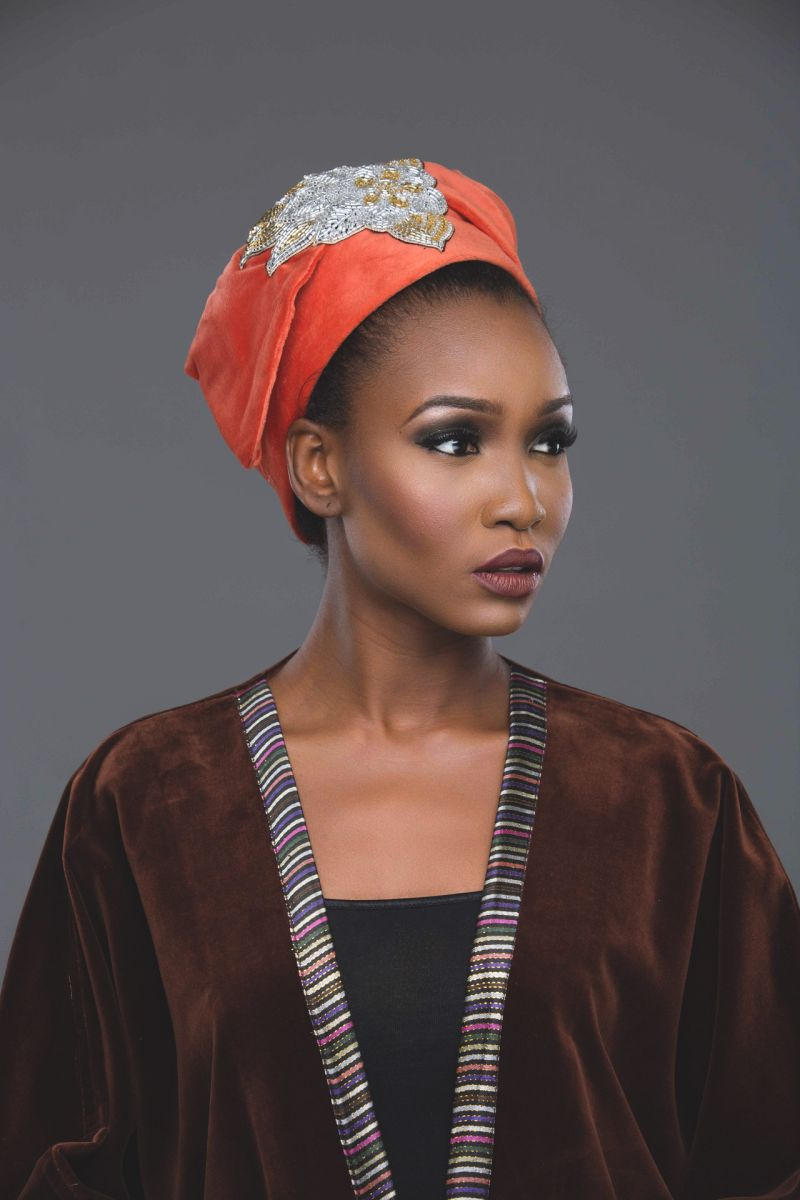 Abaya Lagos Desert Bloom Collection Lookbook - BellaNaija - December2015006