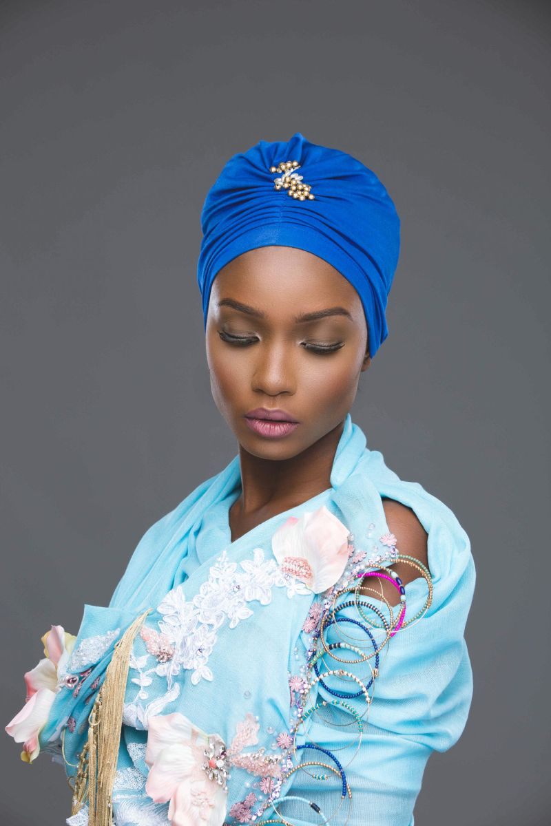 Abaya Lagos Desert Bloom Collection Lookbook - BellaNaija - December2015012