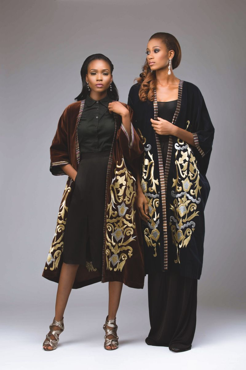Abaya Lagos Desert Bloom Collection Lookbook - BellaNaija - December2015013