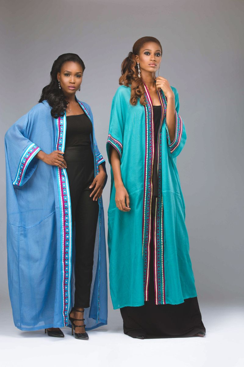 Abaya Lagos Desert Bloom Collection Lookbook - BellaNaija - December2015015