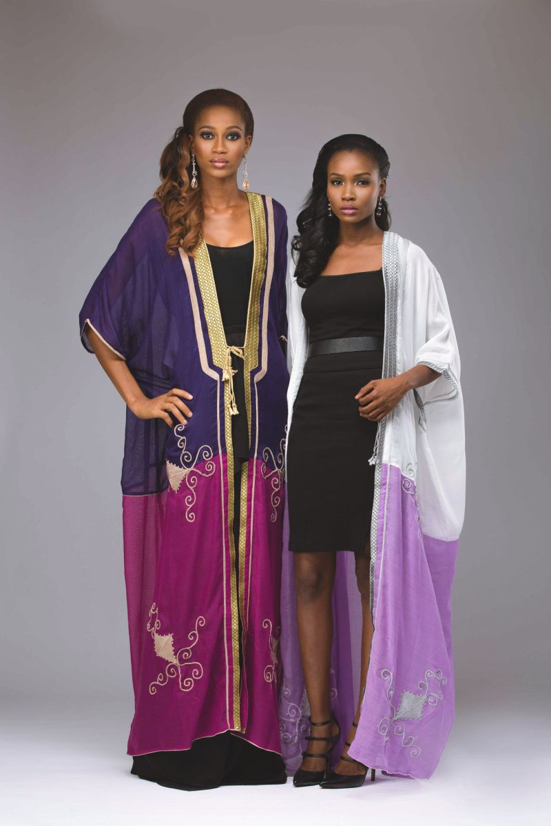 Abaya Lagos Desert Bloom Collection Lookbook - BellaNaija - December2015019