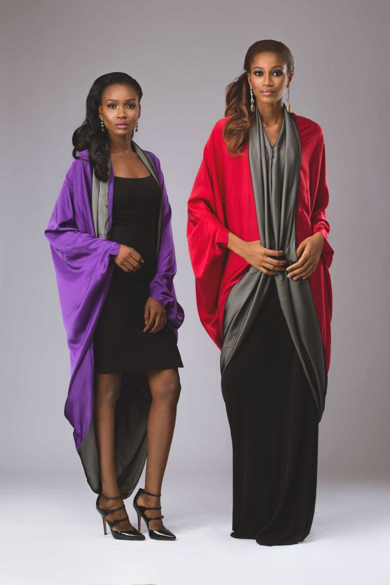 Abaya Lagos Desert Bloom Collection Lookbook - BellaNaija - December2015022