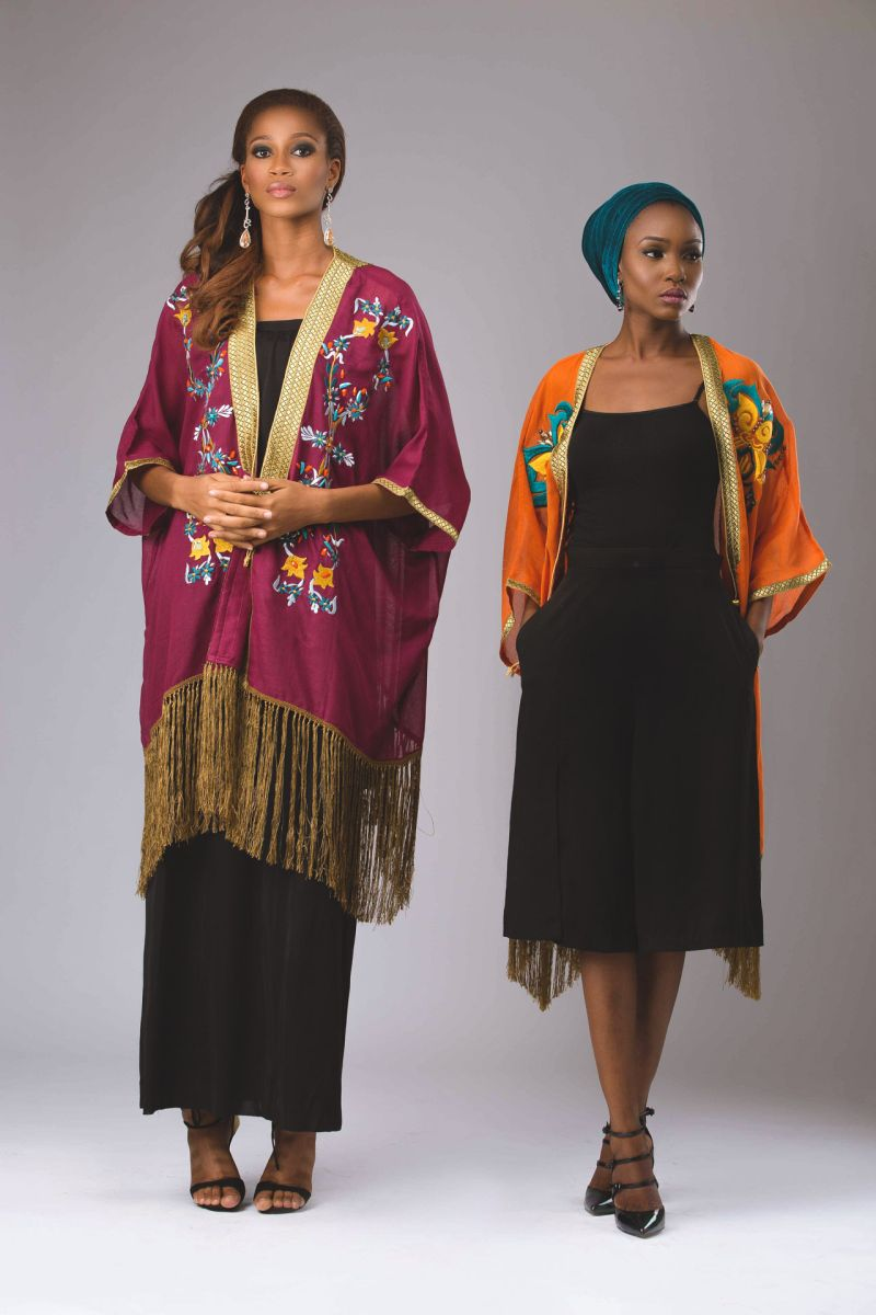 Abaya Lagos Desert Bloom Collection Lookbook - BellaNaija - December2015023