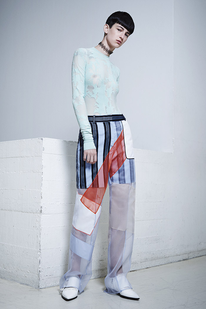 Acne Studios Women's Resort 2016 Collection Lookbook - BellaNaija - December 20150010