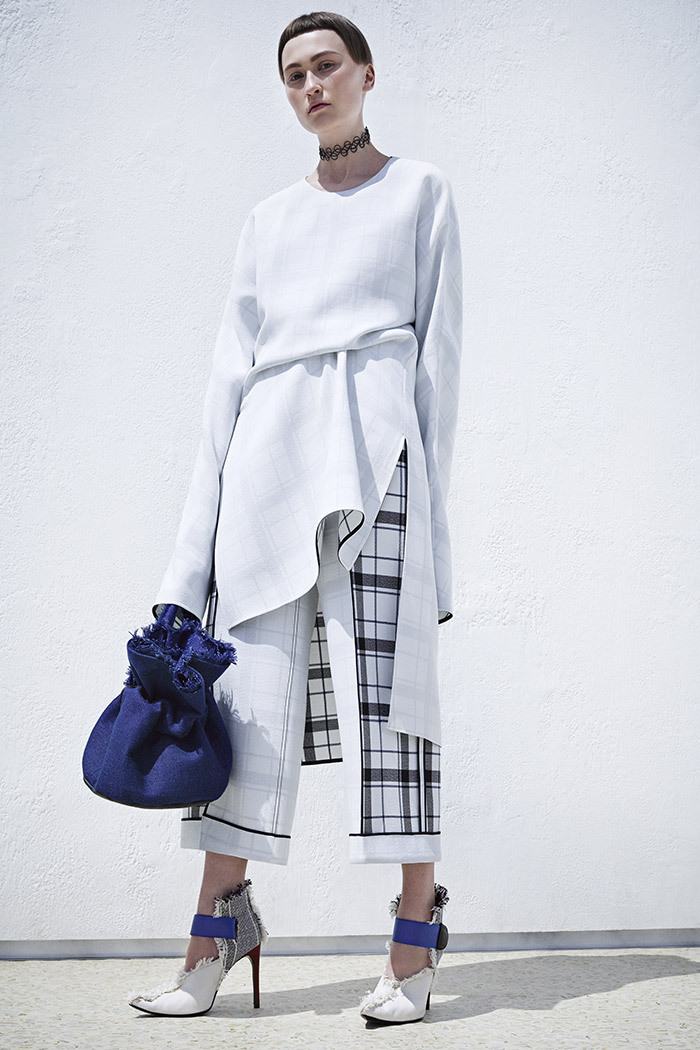 Acne Studios Women's Resort 2016 Collection Lookbook - BellaNaija - December 2015004