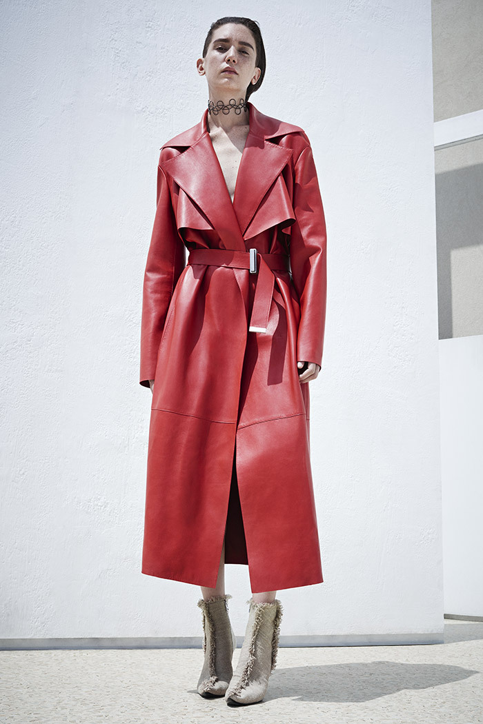 Acne Studios Women's Resort 2016 Collection Lookbook - BellaNaija - December 2015007