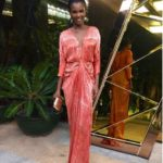 Agbani Darego in Tiffany Amber