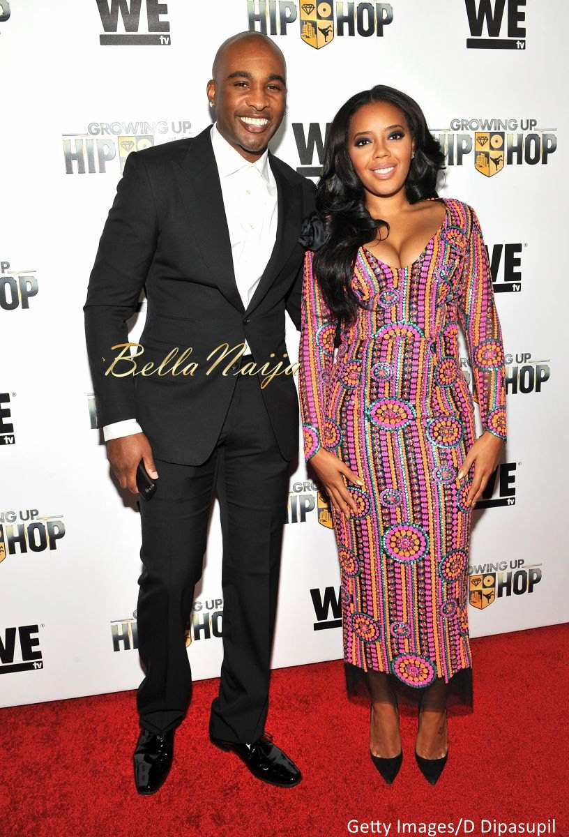 Angela Simmons at WE tv Growing Up Hip Hop Premiere - BellaNaija - December2015006