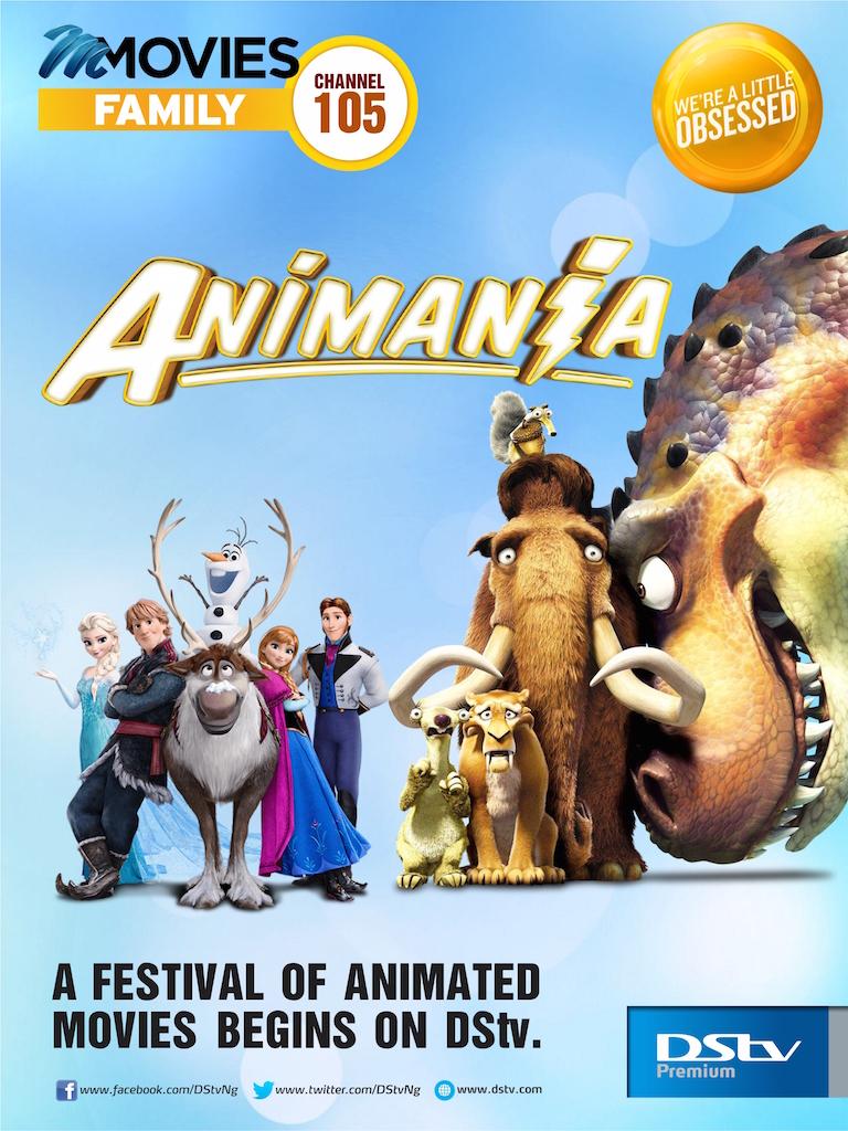 Animania on DSTV