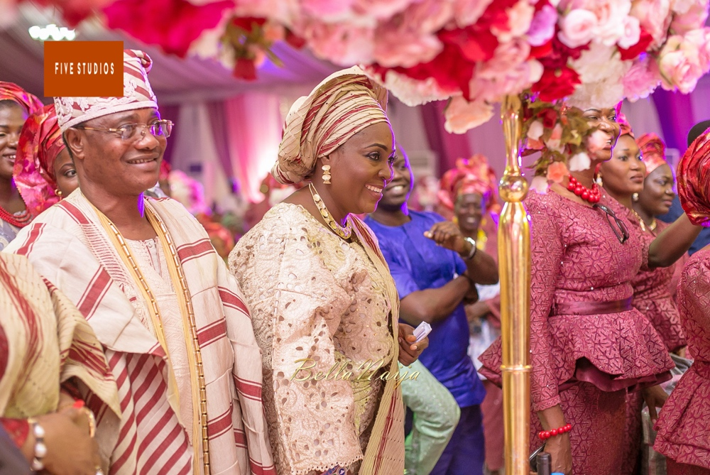 #BBNWonderland bride Yinka and Rotimi_Yoruba Lagos Nigerian Wedding_Five Studios Photography_BellaNaija Weddings 2015_IMG_6018