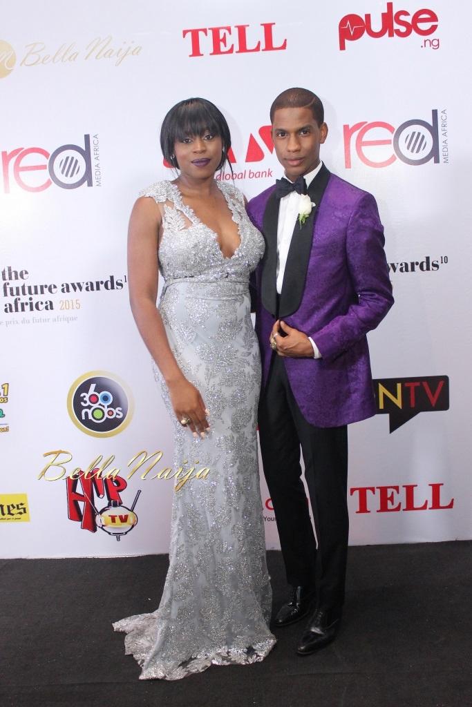 Zina Anumudu & Denola Grey