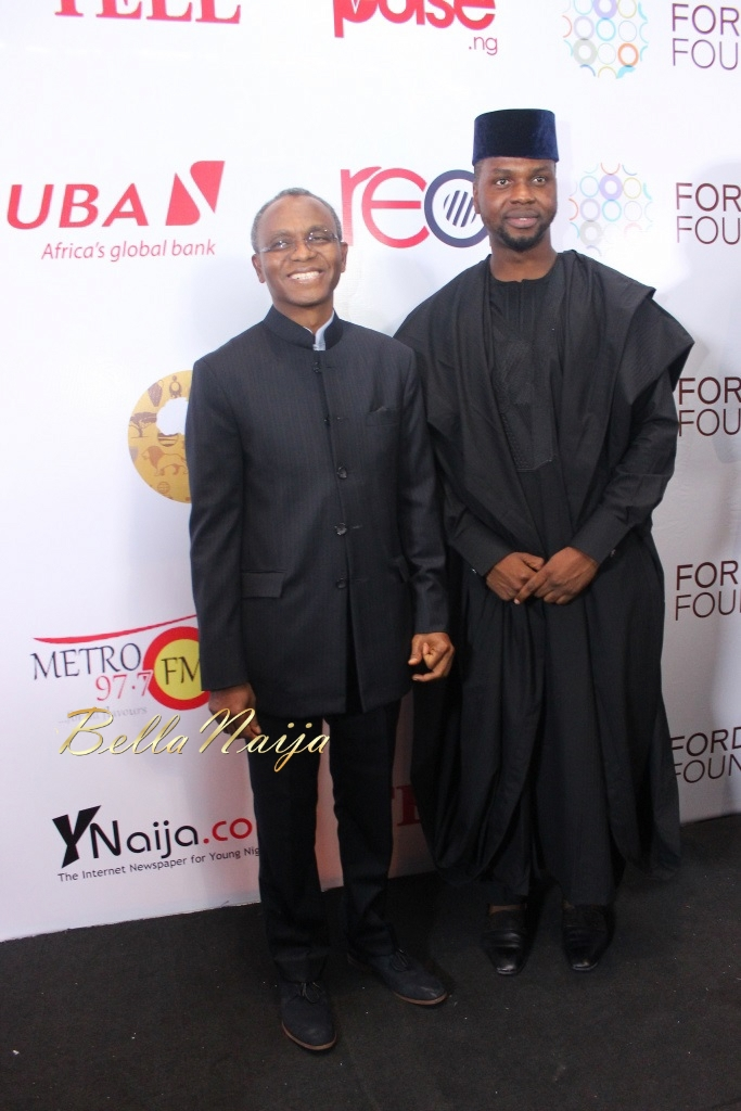 Nasir El-Rufai & Debola Williams