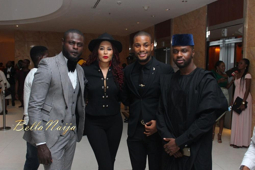 Yomi Casual, Adunni Ade, Alexx Ekubo & Debola Williams