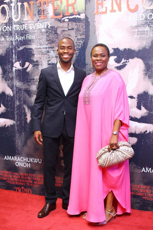 Babatunwa and Mrs. Olufunlola Aderinokun