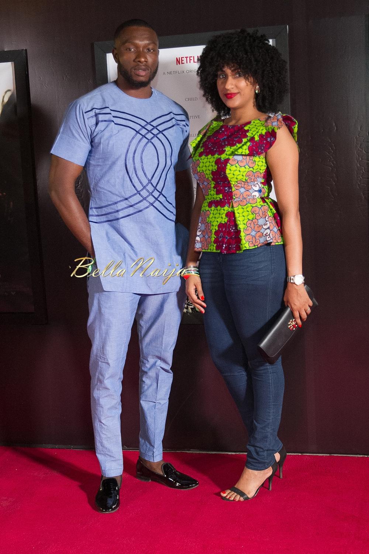 Emmanuel Ikubese & Juliet Ibrahim