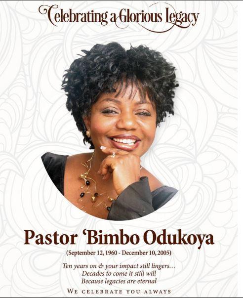 Bimbo Odukoya
