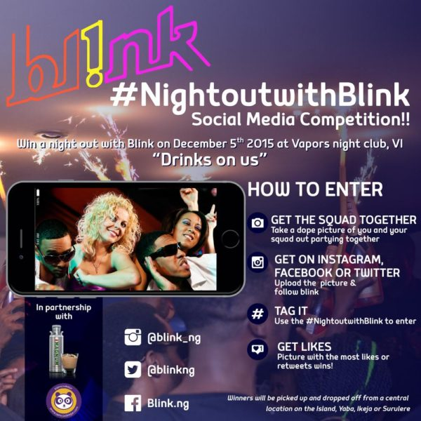 Blink Night Out 4-01