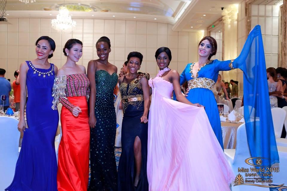 Botswana, Singapore, Nigeria, Lesotho, Seychelles, Tunisia