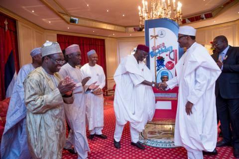 Buhari's Birthday 2