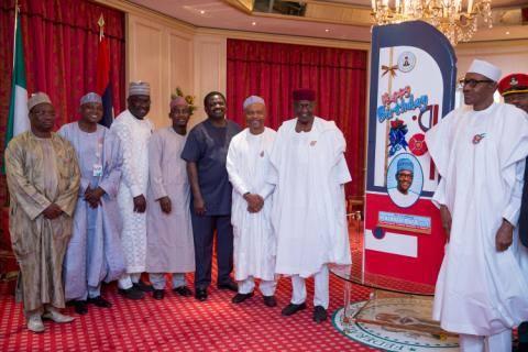 Buhari's Birthday 3