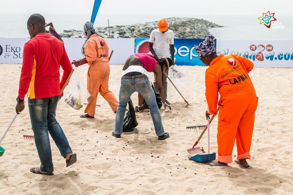 COPA Lagos Clean the Beach IMG_1356