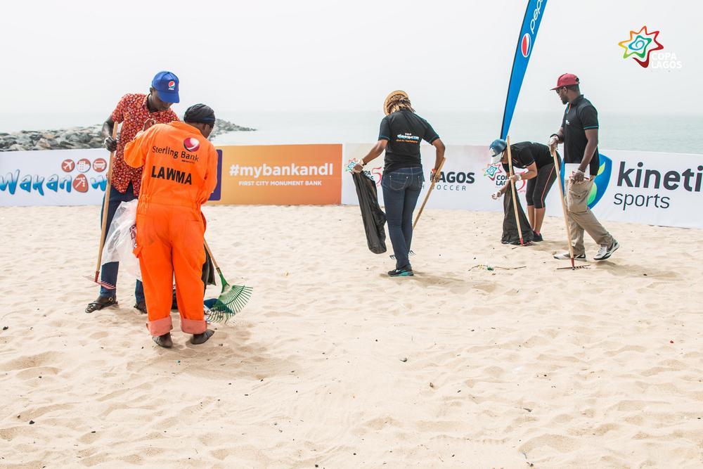 COPA Lagos Clean the Beach IMG_1357