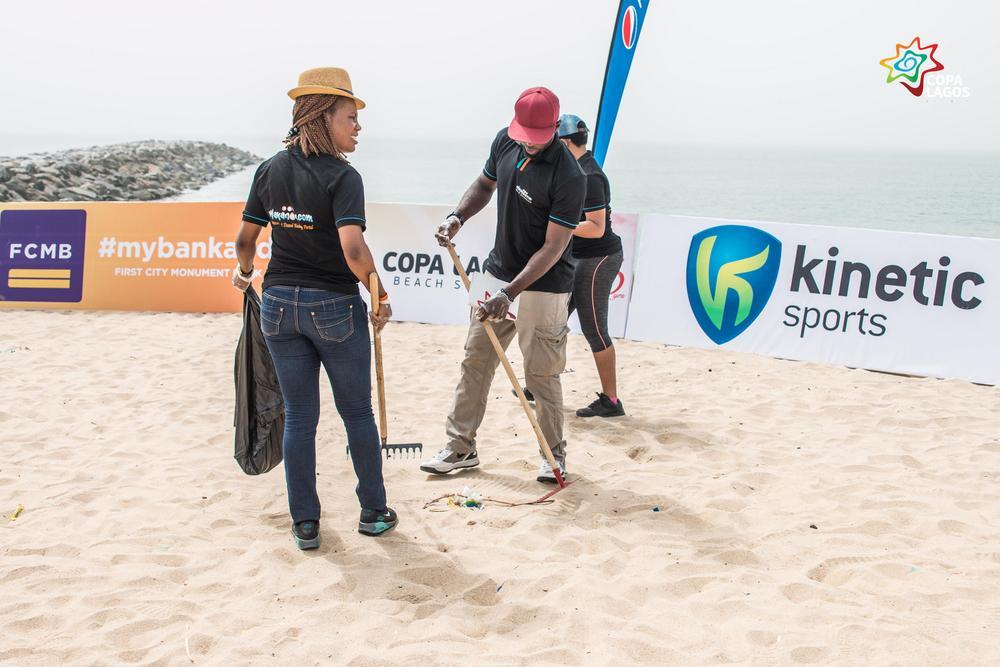 COPA Lagos Clean the Beach IMG_1359