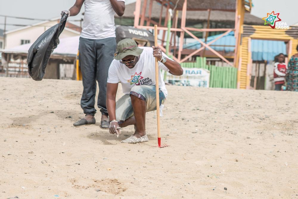 COPA Lagos Clean the Beach IMG_1363
