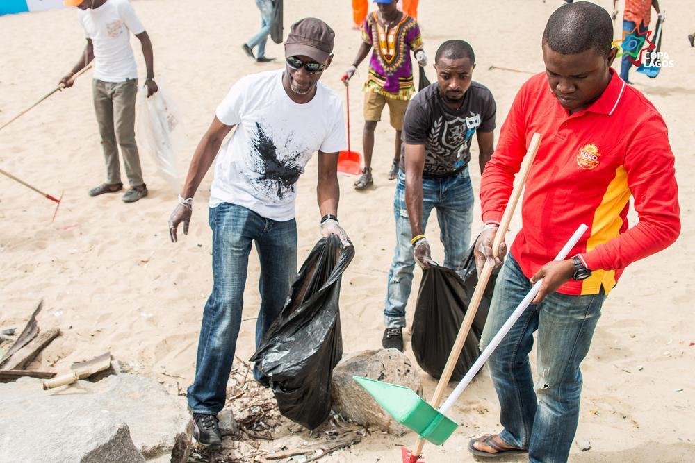 COPA Lagos Clean the Beach IMG_1373