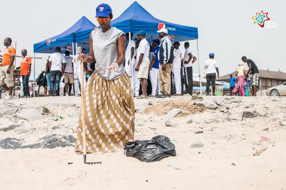 COPA Lagos Clean the Beach IMG_1386