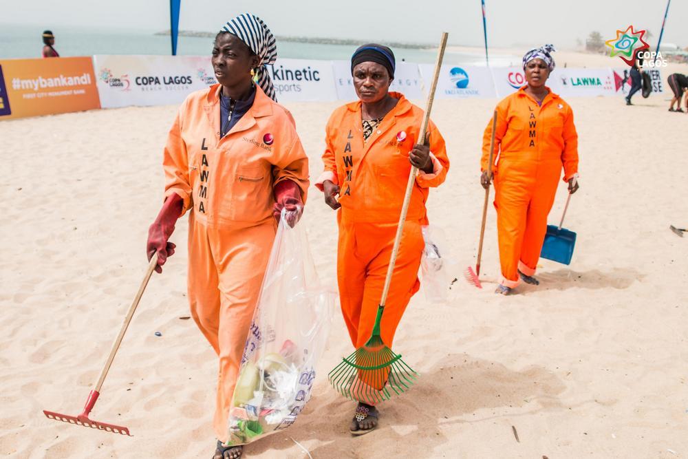 COPA Lagos Clean the Beach IMG_1391