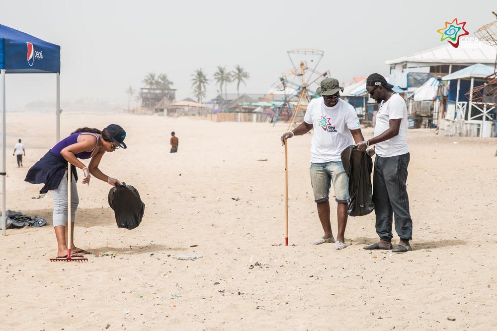 COPA Lagos Clean the Beach IMG_1397