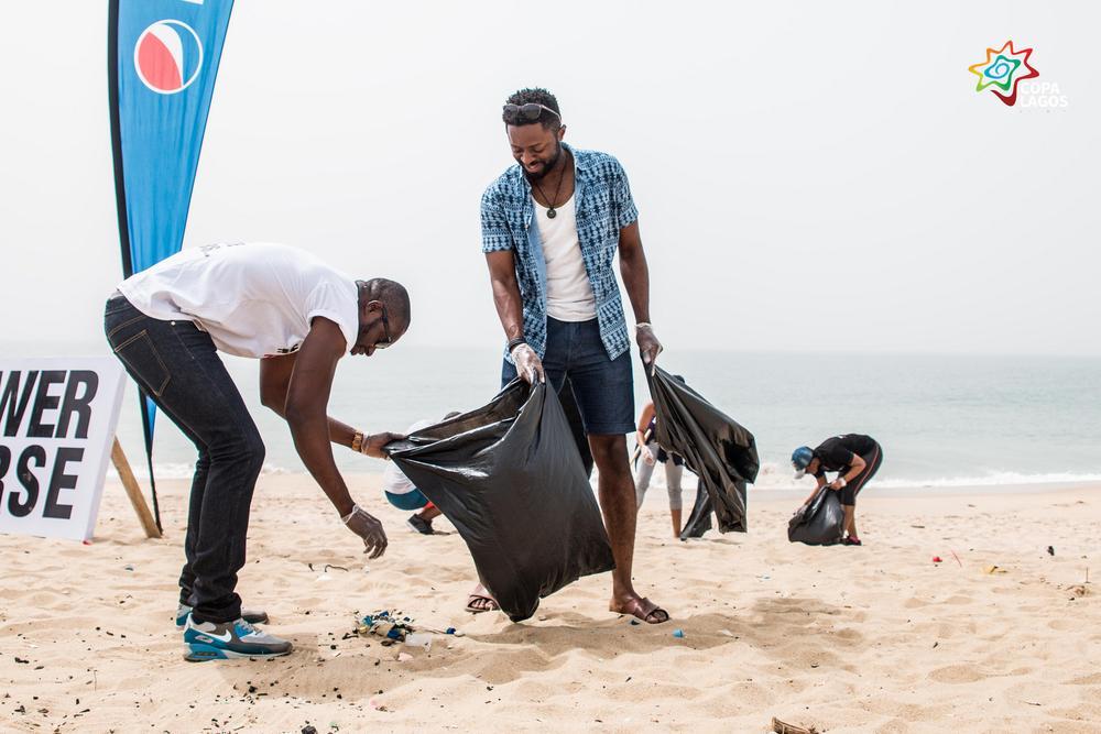COPA Lagos Clean the Beach IMG_1409