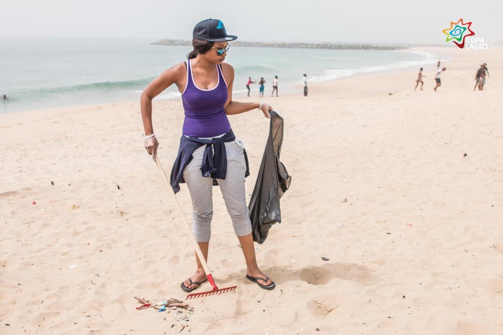 COPA Lagos Clean the Beach IMG_1414